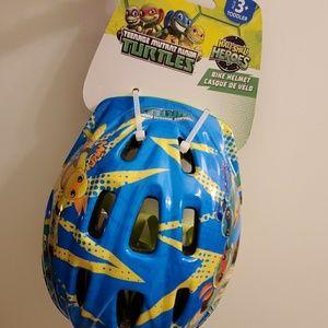 Bike helmet - Ages 3 +